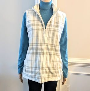 Lauren Ralph Lauren 1X Reversible Vest full zip